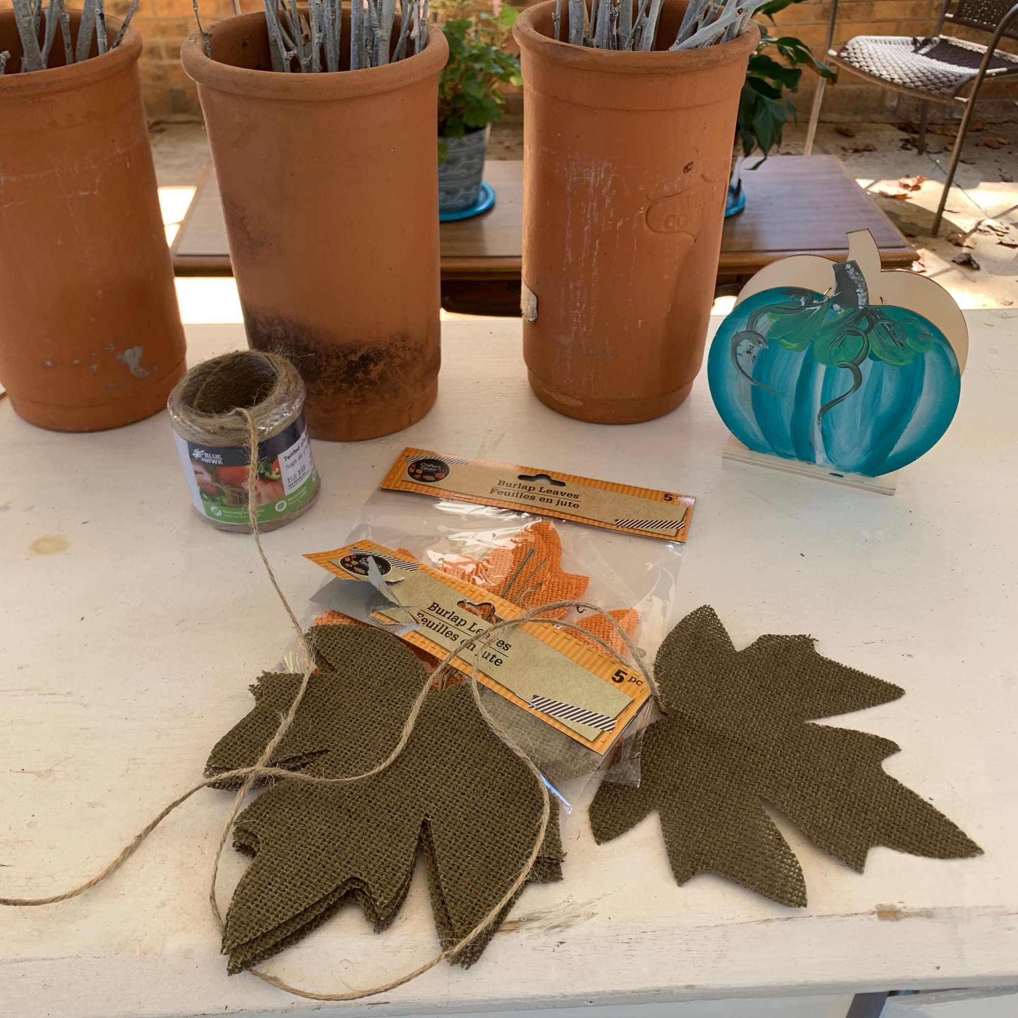 Dollar_Tree_Banner_Fall_Leaves_Burlap